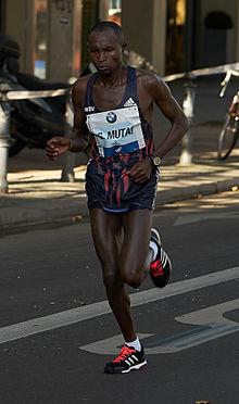 Geoffrey Mutai - Wikipedia