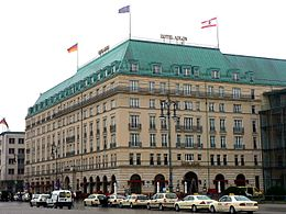 Nuovo Hotel Berlin