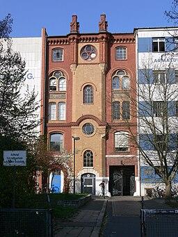 Berlin Ritterstraße Aqua Carré Haus D
