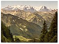 Bernese Alps, from Stanserhorn, Bernese Oberland, Switzerland-LCCN2001701118.jpg