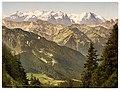 Bernese Alps, from Stanserhorn, Bernese Oberland, Switzerland-LCCN2001701118.jpg