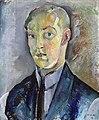 Bernt Julius Muus Clüver - Self-Portrait - NG.M.03518 - National Museum of Art, Architecture and Design.jpg