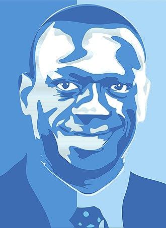 Ugandan general election, 2016 - Image: Besigye cropped