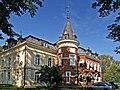 Białystok Dojlidy Fabryczne 23, Pałac Hasbacha.jpg