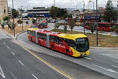 Anexo:Sistemas de transporte público de Colombia