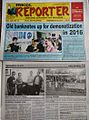 Bikol Reporter cover features Wikipedia Takes Rinconada.jpg