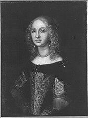 Portrait de Landgrave Elisabeth Amalie de Hesse,