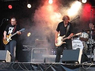 Bintangs Dutch rhythm and blues band