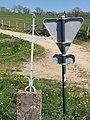 Biollet (Puy-de-Dôme) croix de chemin.JPG