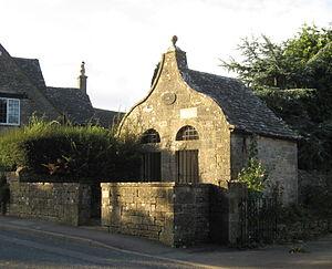Bisley, Gloucestershire - Bisley lockup