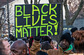 Black Lives Matter Sign - Minneapolis Protest (22632545857).jpg