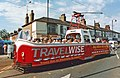 Blackpool Tram 604 in Lord Street - geograph.org.uk - 1060212.jpg