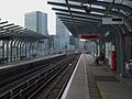 Blackwall DLR stn look west.JPG