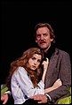 Blanche Baker and Donald Sutherland in Lolita rehearsal.jpg