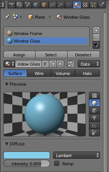 how to make a blender window into its on window