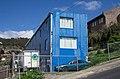Blue box building in Hobart.jpg
