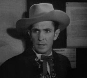 Bob Steele (actor) - Bob Steele in The Carson City Kid