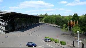 File:Bochum - Alleestraße - Westpark - Jahrhunderthalle (oT) 01 ies.ogv