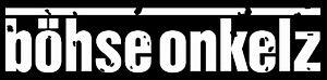 Böhse Onkelz - Image: Boehse Onkelz Logo