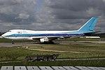Boeing 747-258B(SF), Tesis Aviation Enterprise JP6836731.jpg