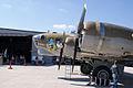 Boeing B-17G-85-DL Flying Fortress Nine-O-Nine LEnginesNose CFatKAM 09Feb2011 (14797249270).jpg