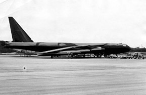 Boeing B-52D 484th Bomb Wing, at Andersen Air Force Base, Guam, 20-3-1966.jpg