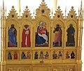 Bojnice altarpiece. 1340-60. Bojnice Castle.jpg