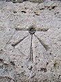 Bolt on St. Mary Magdalene's - geograph.org.uk - 2123965.jpg