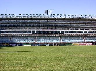 2007 Copa Libertadores Finals - La Bombonera