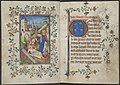 Book of hours by the Master of Zweder van Culemborg - KB 79 K 2 - folios 060v (left) and 061r (right).jpg