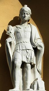 Donatus of Muenstereifel Christian saint