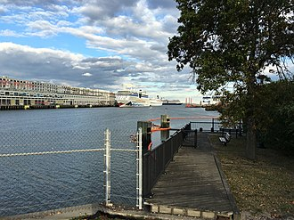 Port of Boston - Black Falcon Cruise Terminal