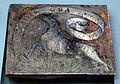 Bottega di antonio fedeli, mattonelle dallo studiolo di isabella d'este, pesaro 1493-94, 09.JPG