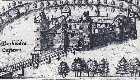 Bouchout Castle Gramaye 1606