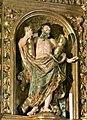 Boule-d'Amont - Église Saint-Saturnin - Retable du maître-autel - Saint André.jpg