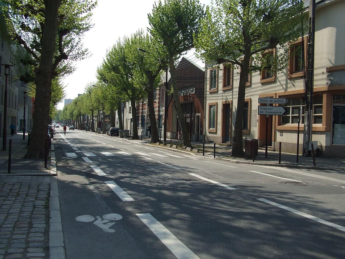 Rue La Prairie Ville D Avray
