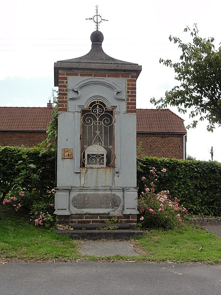 Bousies (Nord, Fr) chapelle N.D. de Foy 1682