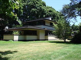 Edward E. Boynton House Two-story house