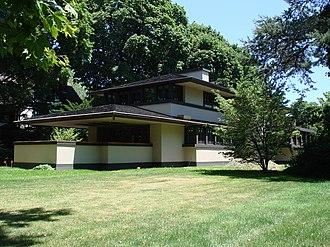 Edward E. Boynton House - Image: Boynton House East Boulevard 2