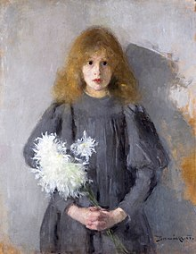 Boznańska Girl with chrysanthemums.jpg