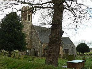 Brampton, Norfolk - Image: Brampton g 1