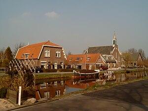Brandwijk - Brandwijk, the village