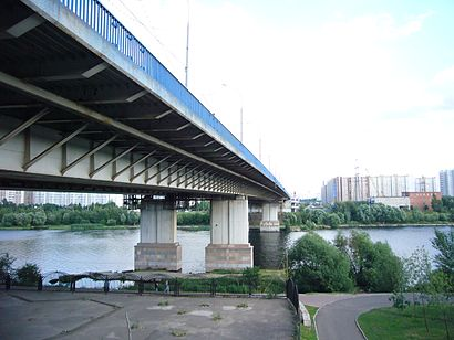 Как доехать до Братеевский Мост на общественном транспорте