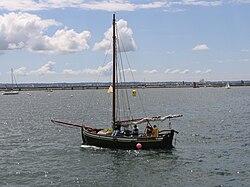 Brest 2008 - Le bateau Leier Eusa.JPG