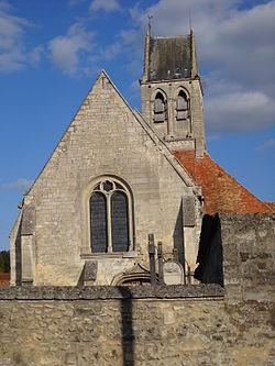 Église Saint-Martin de Breuil-le-Vert