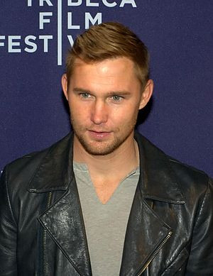 The Hurt Locker - Image: Brian Geraghty by David Shankbone