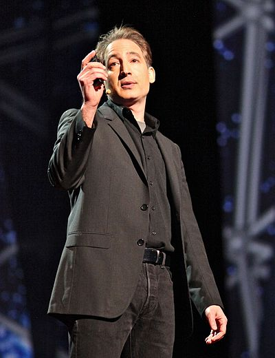 Picture of an author: Brian Greene