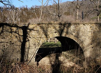 National Register of Historic Places listings in Houston County, Minnesota - Image: Bridge L4013