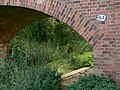 Bridge 51, Jericho Lane Bridge - geograph.org.uk - 979944.jpg
