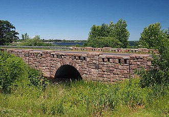 National Register of Historic Places listings in Crow Wing County, Minnesota - Image: Bridge 5265